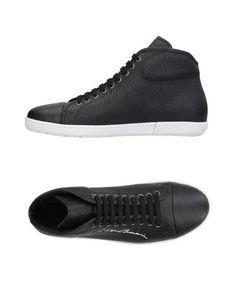 Высокие кеды и кроссовки Giorgio Armani