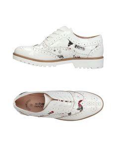 Обувь на шнурках Molly Bracken