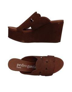Сандалии Pedro GarcÍa