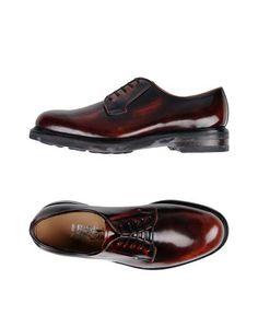 Обувь на шнурках Salvatore Ferragamo