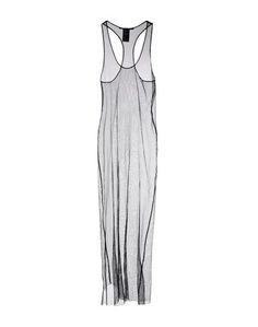 Длинное платье Haider Ackermann