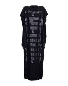 Длинное платье TOM Rebl