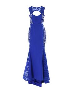 Длинное платье Maestri