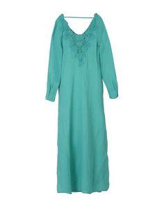 Длинное платье LA Fabbrica DEL Lino