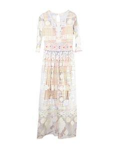 Длинное платье Sonia Fortuna