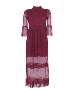 Длинное платье TD True Decadence