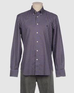 Рубашка с длинными рукавами Brooksfield