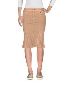 Джинсовая юбка Cappopera