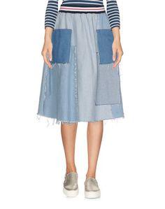 Джинсовая юбка Simeon Farrar