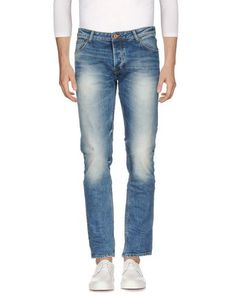 Джинсовые брюки Solid