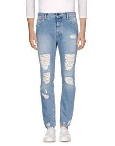 Джинсовые брюки Palm Angels