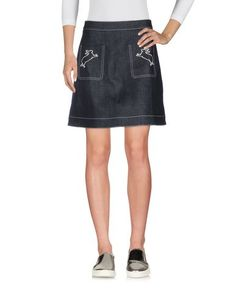 Джинсовая юбка Markus Lupfer