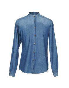 Джинсовая рубашка Alpha Studio