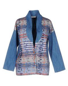 Джинсовая верхняя одежда Sessun