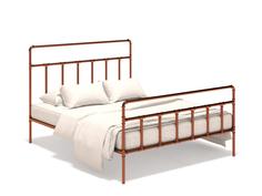 """Кровать """"Rocky"""" My Furnish"""