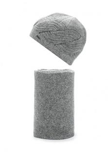 Комплект шапка и шарф Fabretti