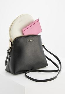 Комплект визитница, косметичка и сумка Furla