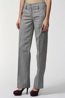Расклешённые брюки с застежкой YETONADO