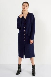 Трикотажное пальто MIRSTORES