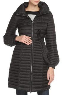 Полуприлегающая куртка с поясом Clasna