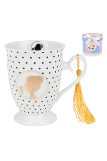 "Кружка ""Кокетка"" Best Home Porcelain"