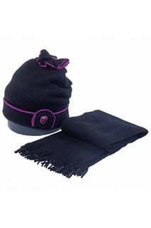Комплект: шапка, шарф Vittorio Richi