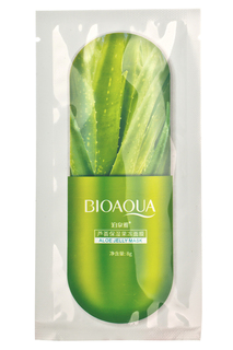 Ночная маска Aloe Jelly BIOAQUA