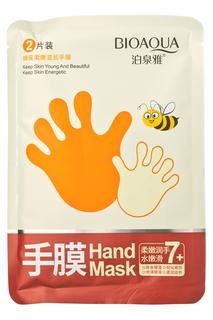 Увлажняющая маска-перчатки BIOAQUA