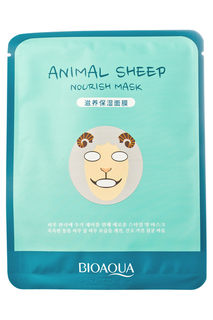 Осветляющая маска Face Sheep BIOAQUA