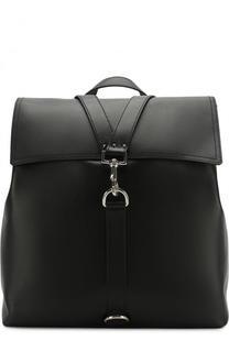 Кожаный рюкзак с клапаном Valentino