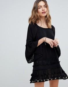 Платье-туника Raga - Черный