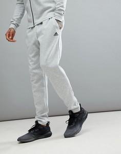 Серые брюки adidas Athletics Stadium CW0261 - Серый