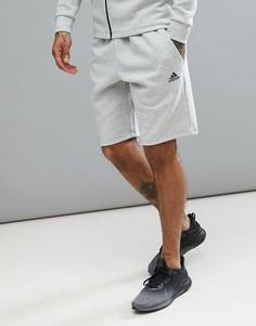 Серые шорты adidas Athletics Stadium CG2100 - Серый