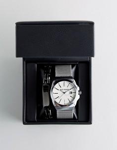 Часы Steve Madden - Серебряный