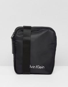 Черная сумка для авиапутешествий Calvin Klein Blithe - Черный
