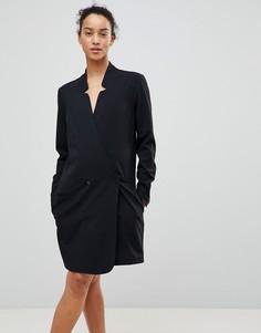 Платье-блейзер See U Soon - Черный