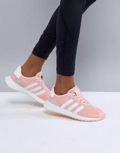 Кроссовки для бега adidas Originals - Розовый