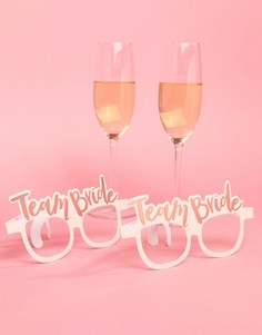 Набор стаканов Team Bride (8 шт.) Ginger Ray - Мульти