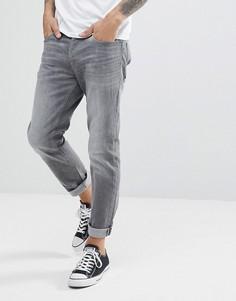 Узкие джинсы Jack & Jones Intelligence - Серый