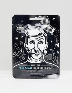 Охлаждающая маска после бритья Barber Pro - Бесцветный