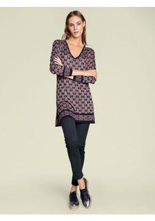 Удлиненный пуловер RICK CARDONA by Heine