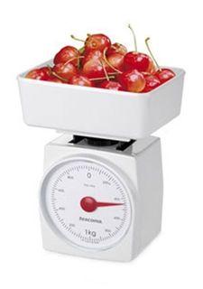 Кухонные весы ACCURA, 2,0 кг tescoma