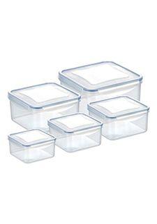 Набор контейнеров FRESHBOX (5 шт.) tescoma