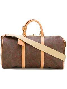 дорожная сумка с принтом пейсли Etro