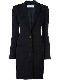приталенный удлиненный пиджак  Chalayan