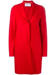 классическое пальто-кокон Harris Wharf London