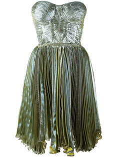 платье Loliambrosia с плиссировкой  Maria Lucia Hohan