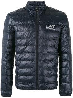 стеганая куртка Ea7 Emporio Armani