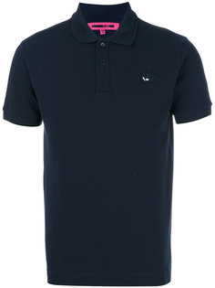 рубашка-поло MCQ из ткани пике McQ Alexander McQueen