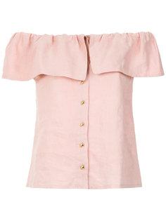 off the shoulder blouse Isolda